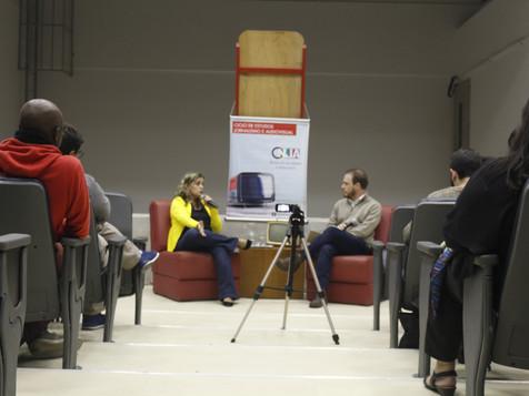 Jornalismo acessível é tema de debate no Ciclo de Estudos em Jornalismo e Audiovisual