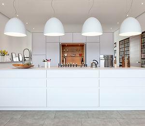 Küche - Projekt Architektenhaus
