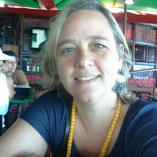 Iluska Coutinho, líder do Núcleo de Jornalismo e Audiovisual