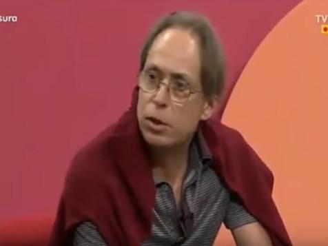 Pedro Cardoso ao vivo e sem meias palavras chama a sociedade pra discutir comunicação pública. E voc