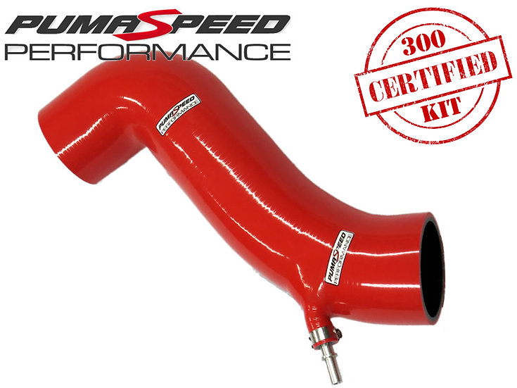 Ford Fiesta Mk 7 1.6 ST Smooth Silicone Induction Hose
