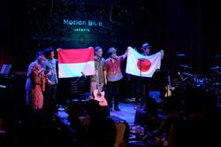 Motion Blue Jakarta