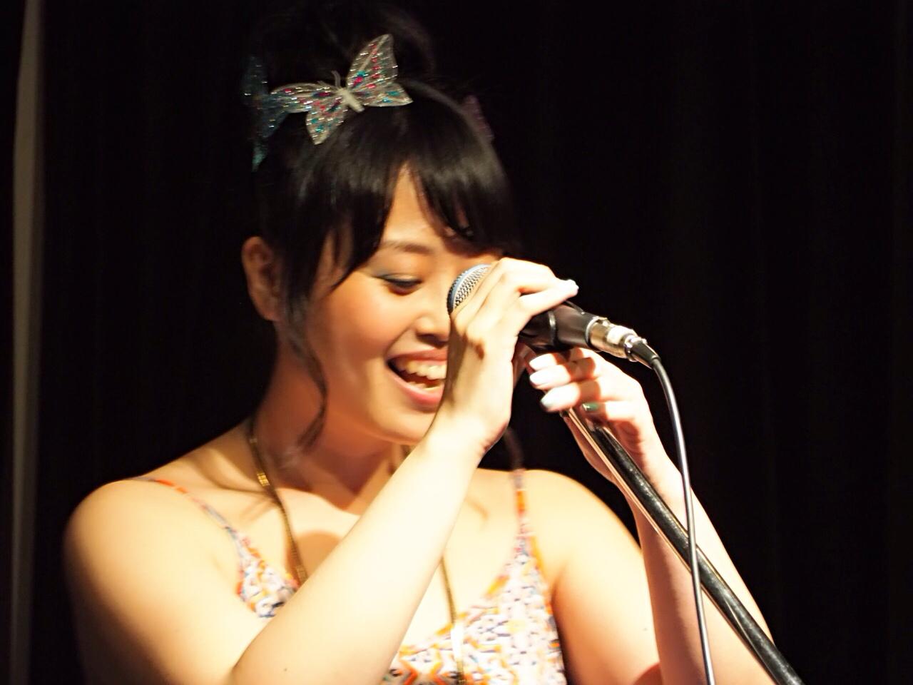Kaori Mukai Solo Live