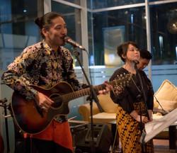 Hiroaki Kato-san Live at MISTICANZA