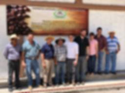 Honduras Flor de Cafe cooperative