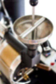 US roaster corp sample roaster allows us to manipulate the roast profile for maximum flavor extraction. 100% made in the USA and excellent customer support we love our hardy machine and the coffee it makes