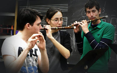 Online Dizi/Bamboo Flute Class 竹笛网课