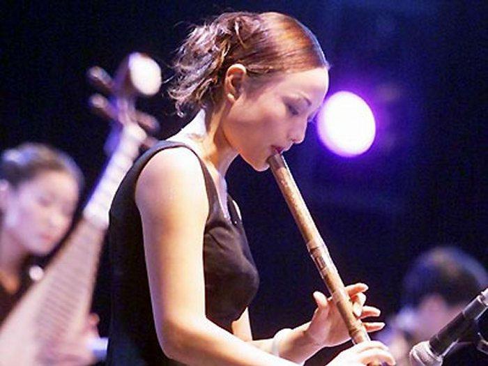Online Vertical Bamboo Flute Class 箫网课