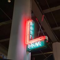 Putt Drink Sign, Flatstick Pub, Spokane, WA