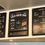 Cypress Coffee, Bellevue, WA