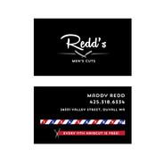 Redd's Barber Shop, Duvall, WA
