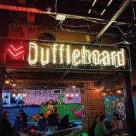 Duffleboard Neon, Flatstick Pub, Seattle, WA