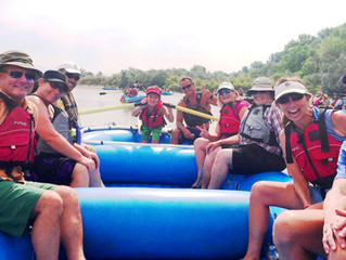 Tamarisk Coalition: 3rd Annual Raft The River
