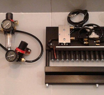 Boilie lab cutting unit 220v