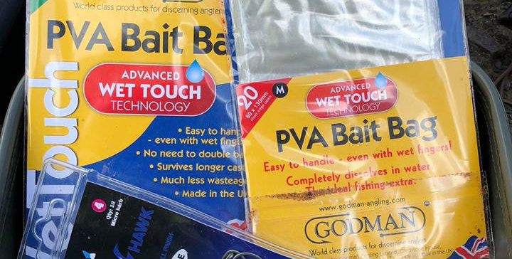 PVA Wet Touch Bag