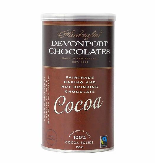 Hot Cocoa - Devonport Chocolates