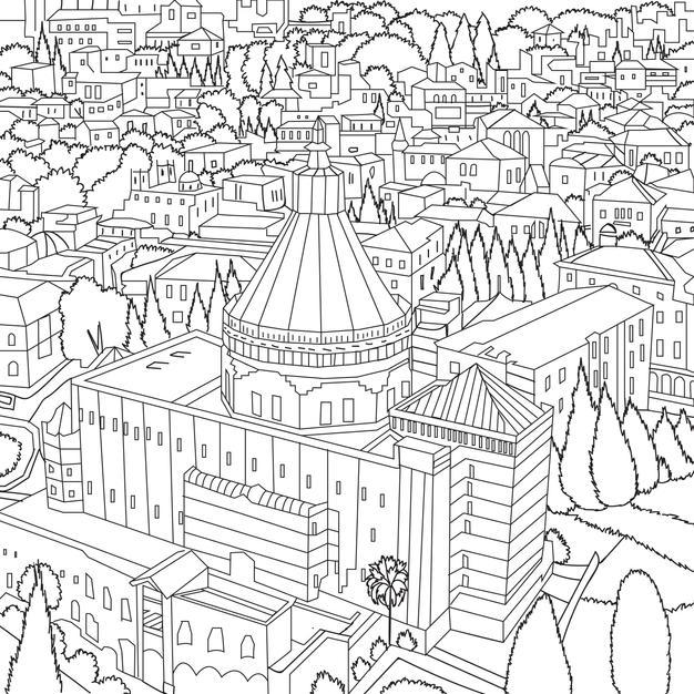 Fantastic Nazareth rooftops