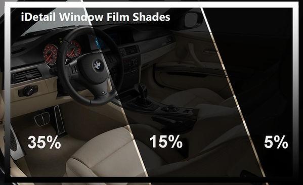 Window Film Shades