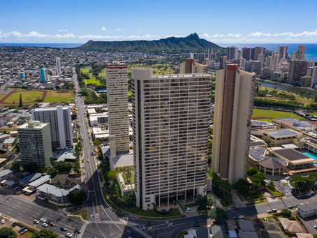 JUST LISTED: Iolani Court Plaza #2301