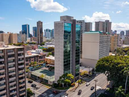 JUST LISTED: Punahou Regency #4B