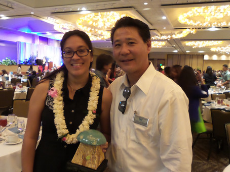 SHAILA CAMPBELL NAMED AS 2015 ALOHA 'AINA REALTOR(R) AWARD WINNER