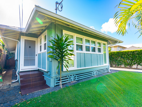 JUST LISTED: 933 Wailupe Place