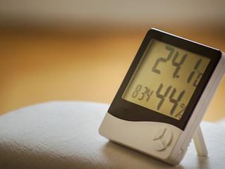 Baixa umidade do ar pode causar ou agravar as doenças respiratórias.