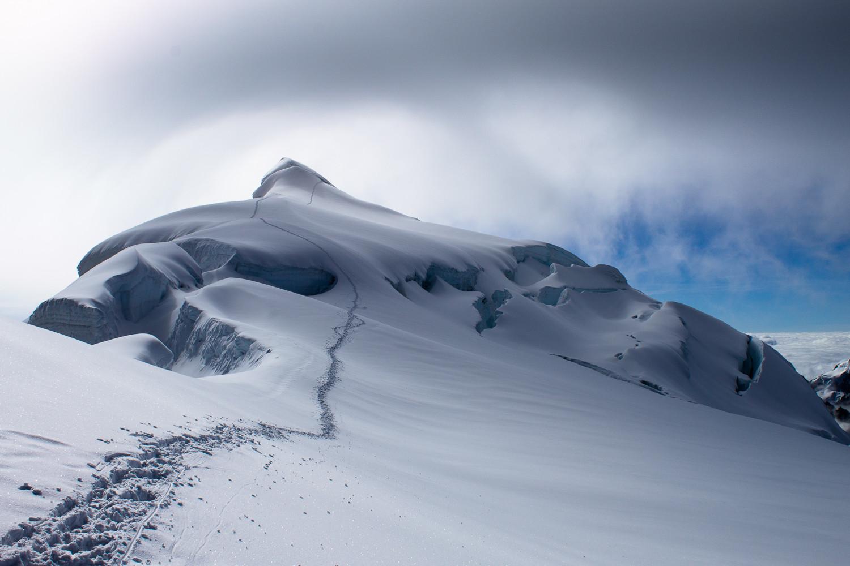 Way to summit