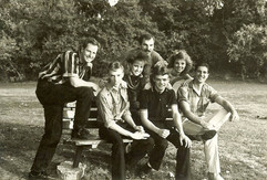 Early West MacQueen St band photo.jpg