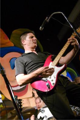 Rick Simkins Band Leader