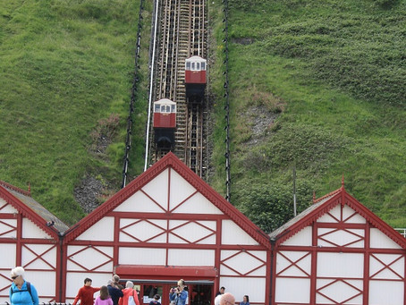 Saltburn-by-the-Sea – Kyla's home town