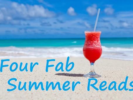 Four Fab Summer Reads