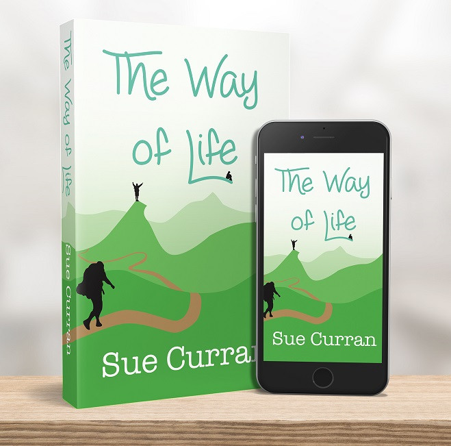 The Way of Life book and phone