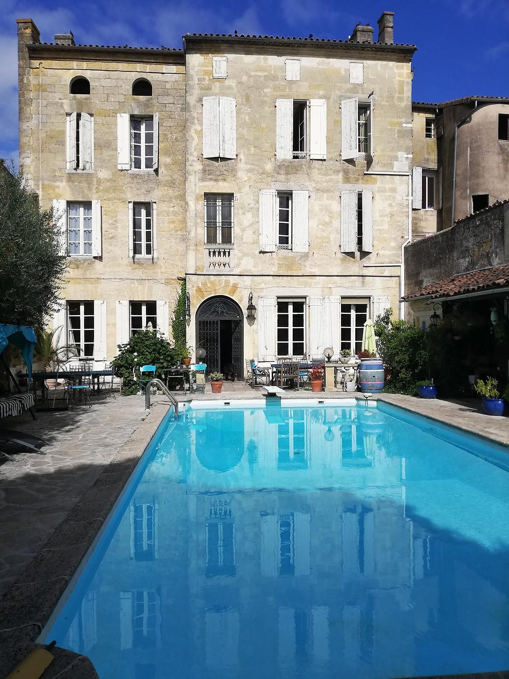 Chez Castillon – A writer's paradise
