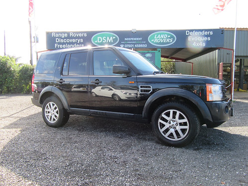 Land Rover Discovery 3 TDv6  (08)