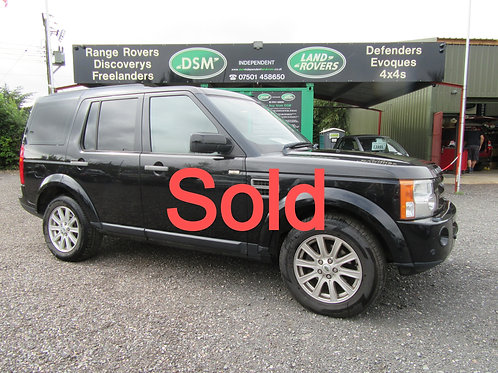 Land Rover Discovery 3  TDv6 Automatic (09)  SE
