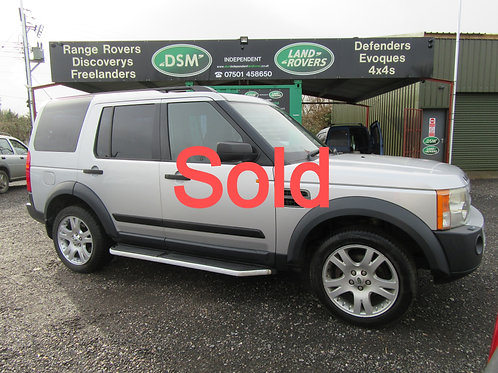 Land Rover Discovery 3 - Automatic (55)