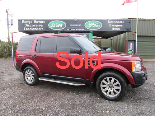 Land Rover Discovery 3 SE Automatic (05)