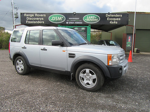 Land Rover Discovery 3 - Automatic (56)