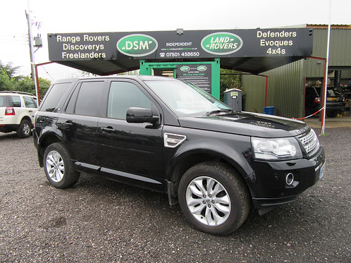 Land Rover Freelander 2 SD4 HSE  (63)