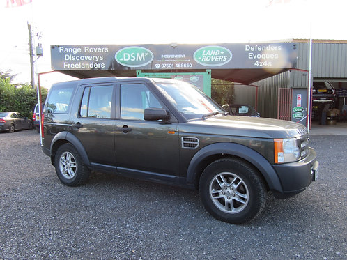 Land Rover Discovery 3 TDV6 - 5 Seats (08)