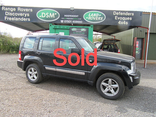 Jeep Cherokee 2.8 CRD Automatic (09)