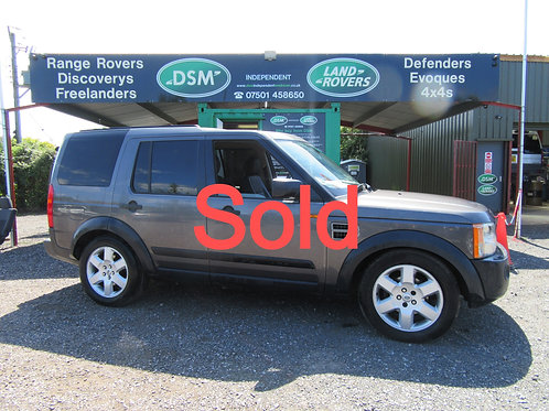 Land Rover Discovery 3 HSE Automatic (56)