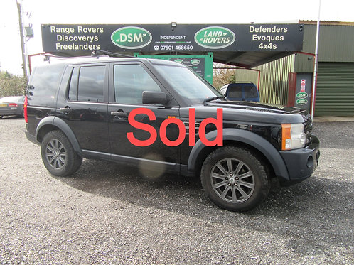 Land Rover Discovery 3 SE Automatic (56)