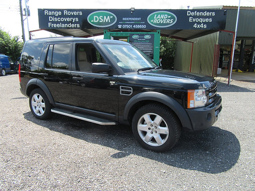 Land Rover Discovery 3 HSE Automatic (08)