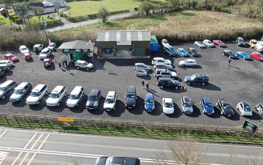 DSM Aerial View