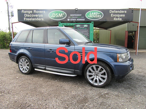 Range Rover Sport  4.2 Supercharged (05)