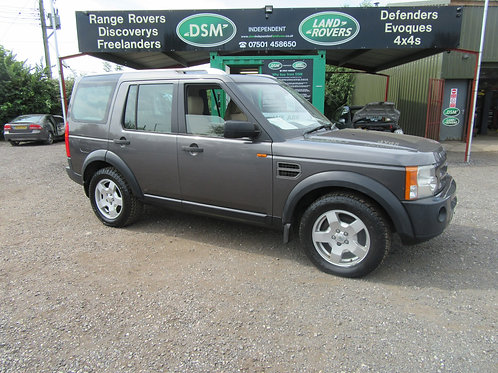 Land Rover Discovery 3 - Automatic (06)