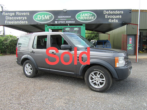 Land Rover Discovery 3 - Diesel/Manual (05)
