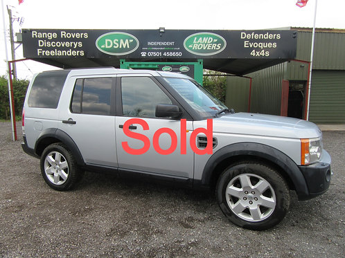 Land Rover Discovery 3 HSE Automatic (58)